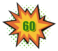 100 Hot Comics #60