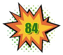 100 Hot Comics #84