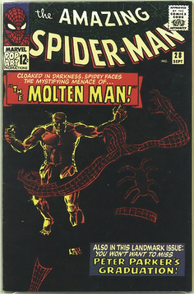 Comic book grading: this is a near mint minus comic book