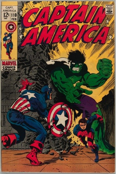 Comic book grading: this is a near mint comic book