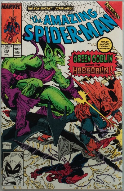 Comic book grading: this is a mint comic book