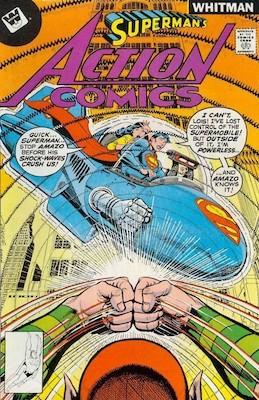 Action Comics #482. Click for current values.