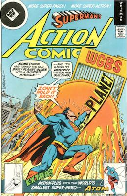 Action Comics #487. Click for current values.