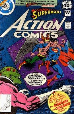 Action Comics #491. Click for current values.