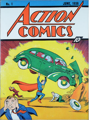 Most Valuable Comic Books of All Time