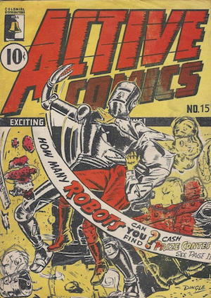 Active Comics #15
