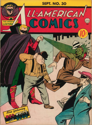 All-American Comics #30. Click for current values.