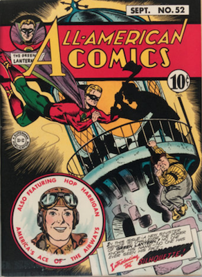 All-American Comics #52. Click for current values.