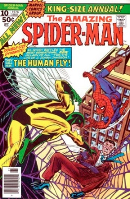 Amazing Spider-Man annual #10, first Human Fly