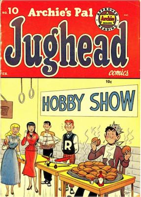 Archie Comics Jughead Price Guide