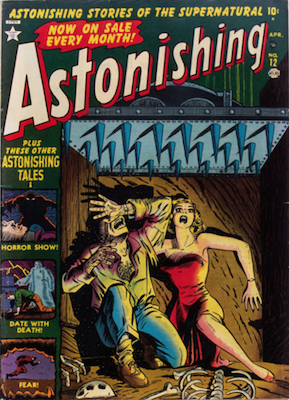 Astonishing #12. Click for current values.