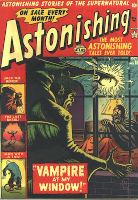 Astonishing #18. Click for current values.