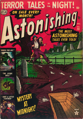 Astonishing #20. Click for current values.