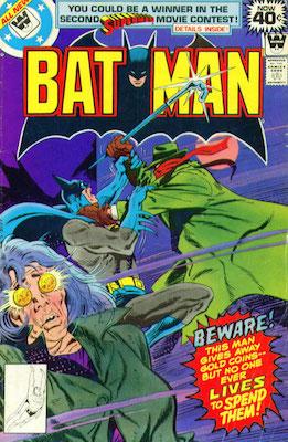 Batman #307. Click for current values.