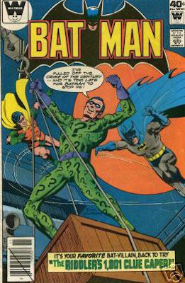 Batman #317. Click for current values.