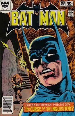 Batman #320. Click for current values.