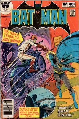 Batman #326. Click for current values.