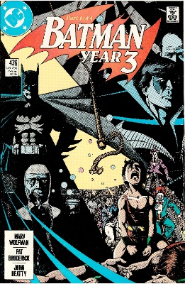 Batman #436: Love or Hate Robin, He is Money in the Bank...