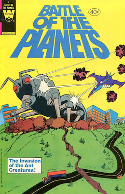 Battle of the Planets #7. Click for current values.
