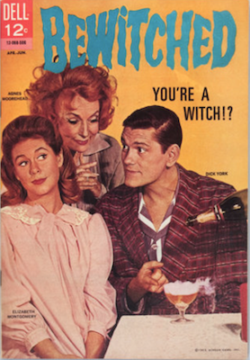 Bewitched #1 (1965). Click for values