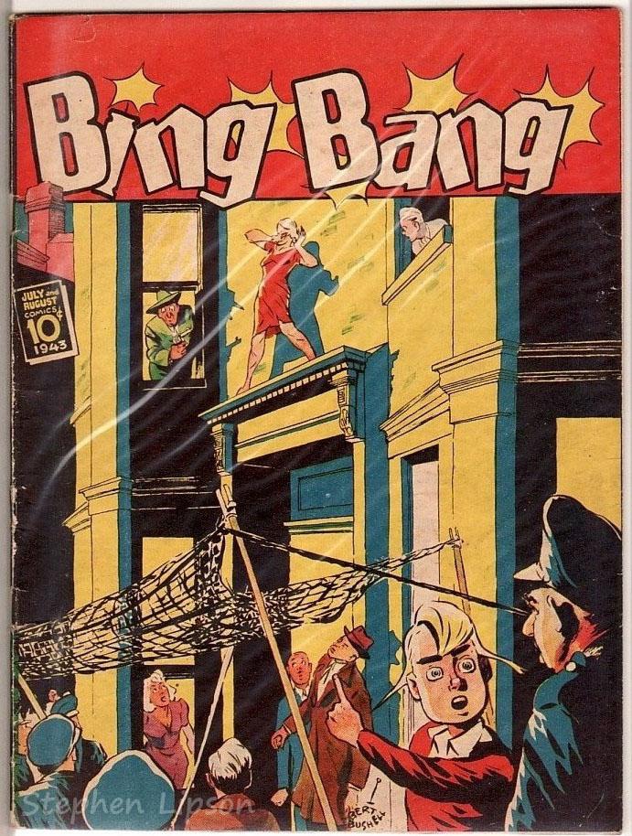 Bing Bang comics v2 #1