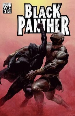 Black Panther v4 #2, 1st Shuri. Click for values