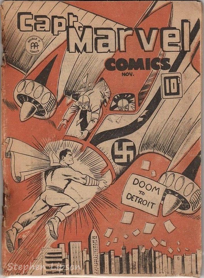 Captain Marvel v2 #11