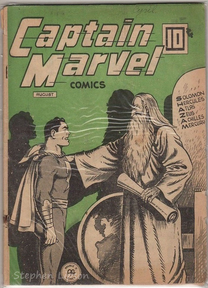 Captain Marvel v4 #8