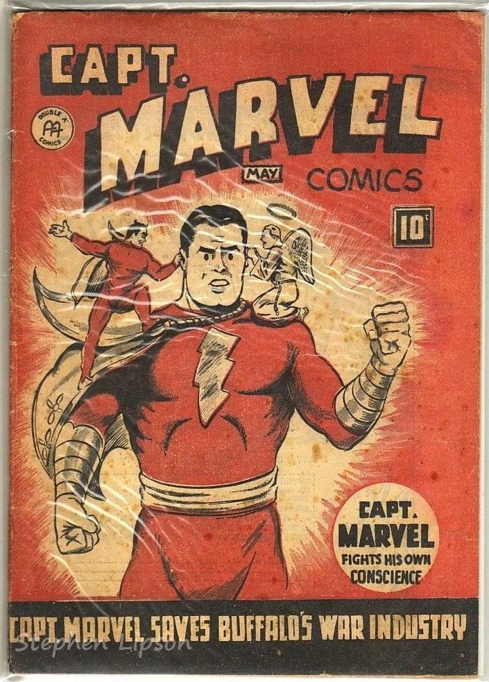 Captain Marvel v3 #5