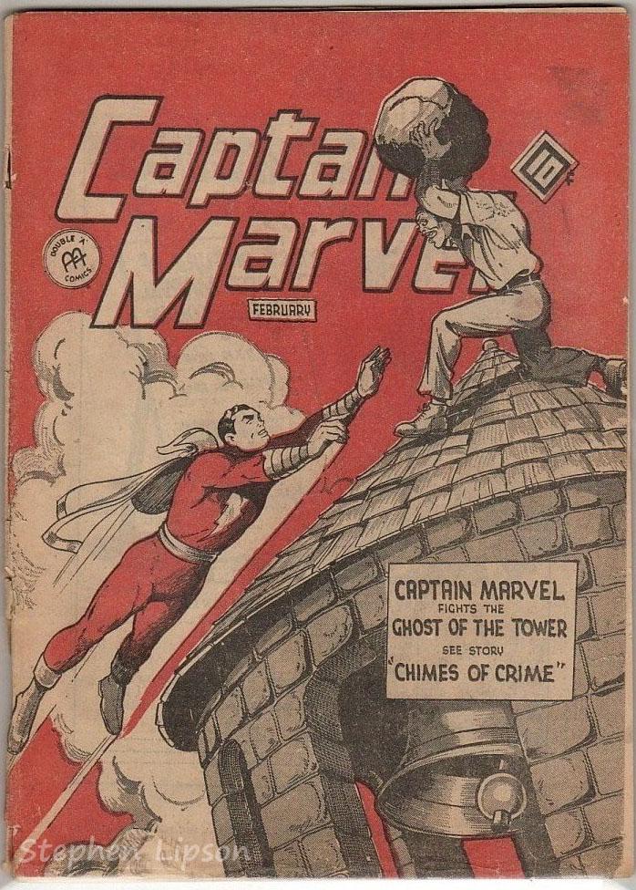 Captain Marvel v4 #2