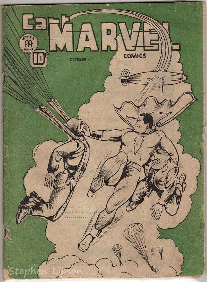 Captain Marvel v2 #10