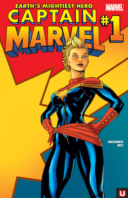 Captain Marvel (2012) #1. Click for values