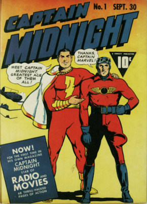 Captain Midnight #1. Click for current values.
