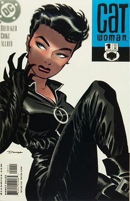 Catwoman #1 (2002 series). Click for values
