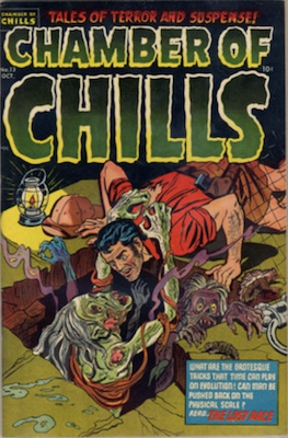 Chamber of Chills #13. Click for current values.