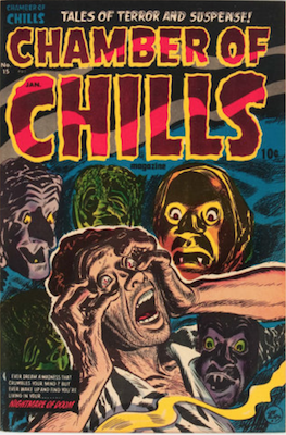 Chamber of Chills #15. Click for current values.