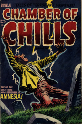 Chamber of Chills #17. Click for current values.