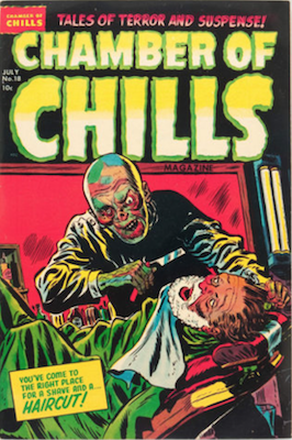 Chamber of Chills #18. Click for current values.