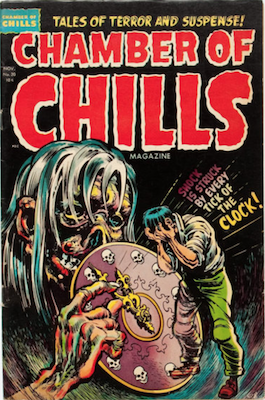 Chamber of Chills #20. Click for current values.