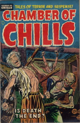 Chamber of Chills #22. Click for current values.