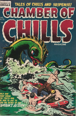 Chamber of Chills #26. Click for current values.