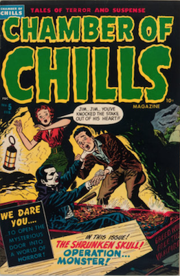 Chamber of Chills #5. Click for current values.