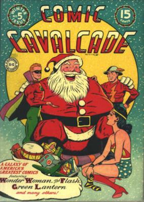Comic Cavalcade #5. Click for current values.