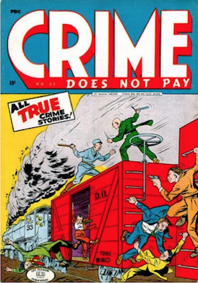 Crime does not Pay #37. Click for current values.
