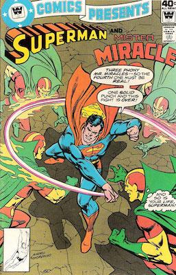 DC Comics Presents #12. Click for current values.