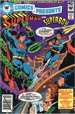 DC Comics Presents #14. Click for current values.
