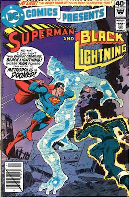 DC Comics Presents #16. Click for current values.