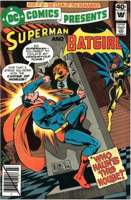 DC Comics Presents #19. Click for current values.