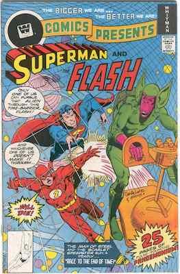 DC Comics Presents #2. Click for current values.