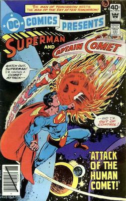 DC Comics Presents #22. Click for current values.